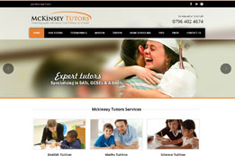 Mckinsey Tutors, UK